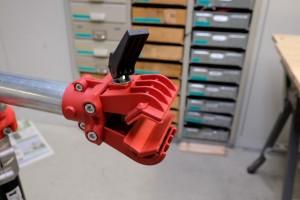 Fahrrad Montageständer Haltekralle