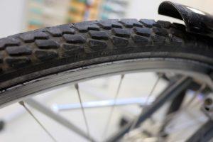 Radfahren im Winter - Allround Fahrradreifen